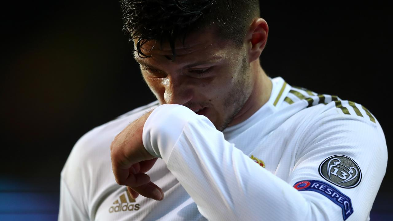 Luka Jovic worst transfer ever