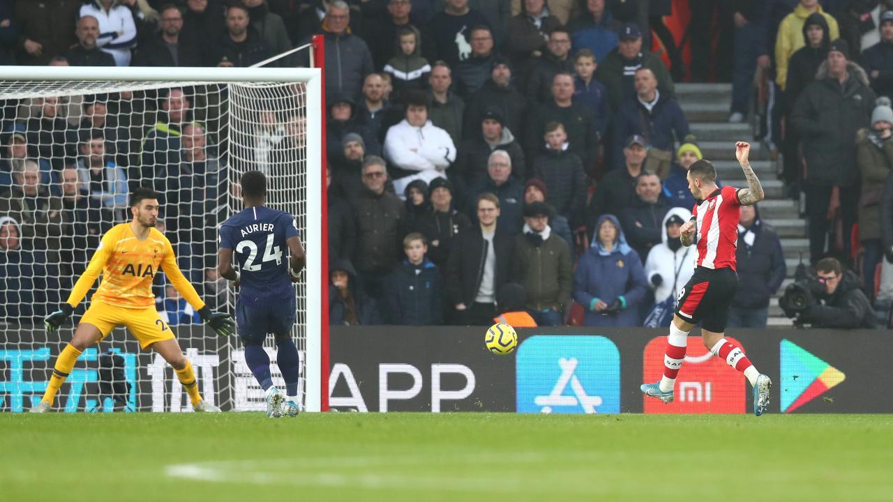 Danny Ings Goal vs Tottenham