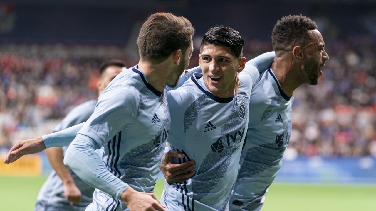 MLS Top Scorers 2020
