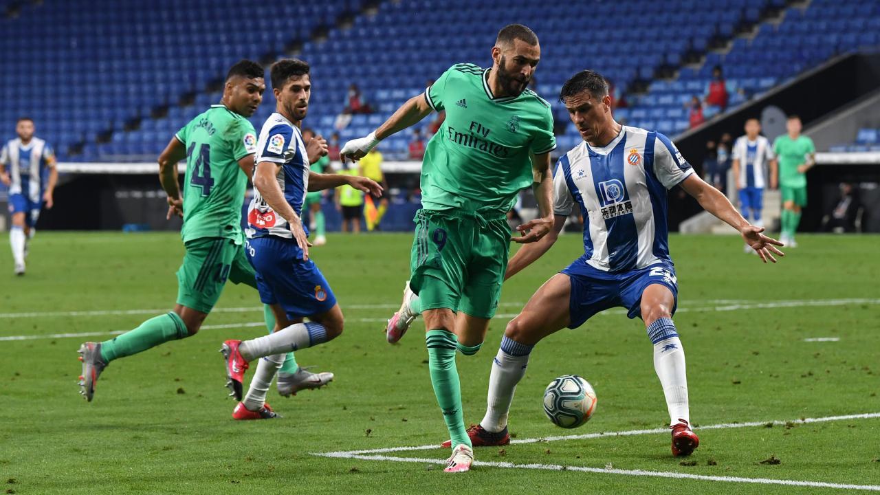 Karim Benzema assist
