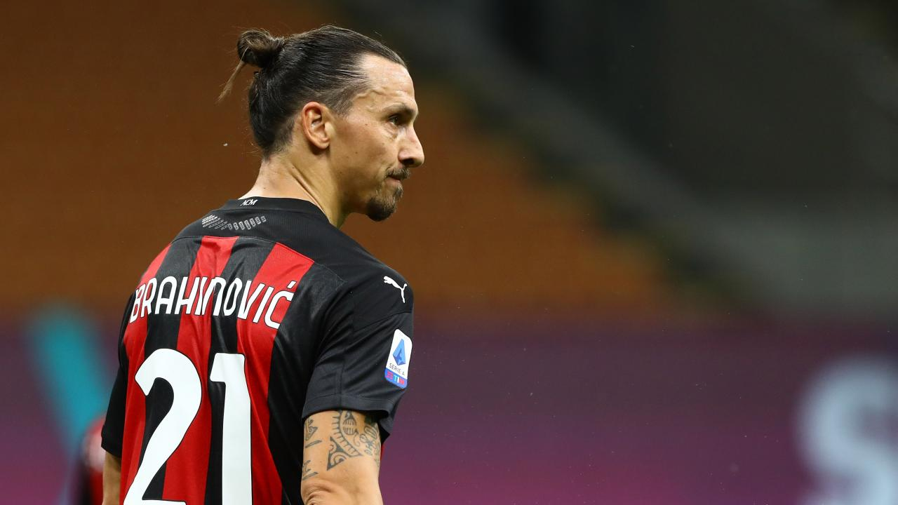 Zlatan Ibrahimovic Milan contract