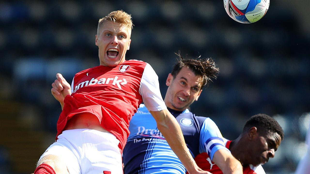 Wycombe Wanderers vs Rotherham United