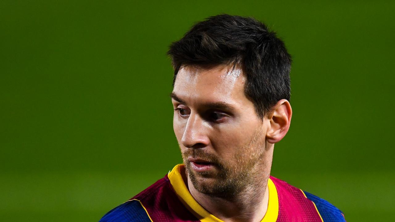 Lionel Messi MLS quote
