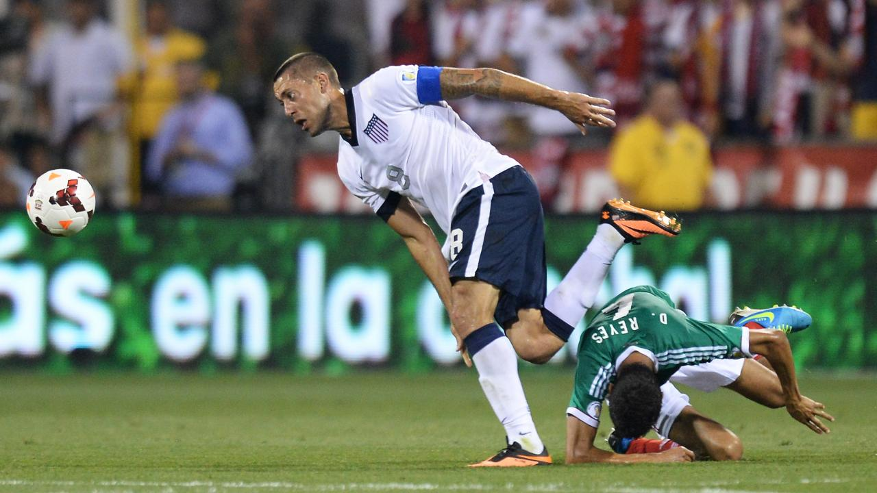 Dempsey missed penalty