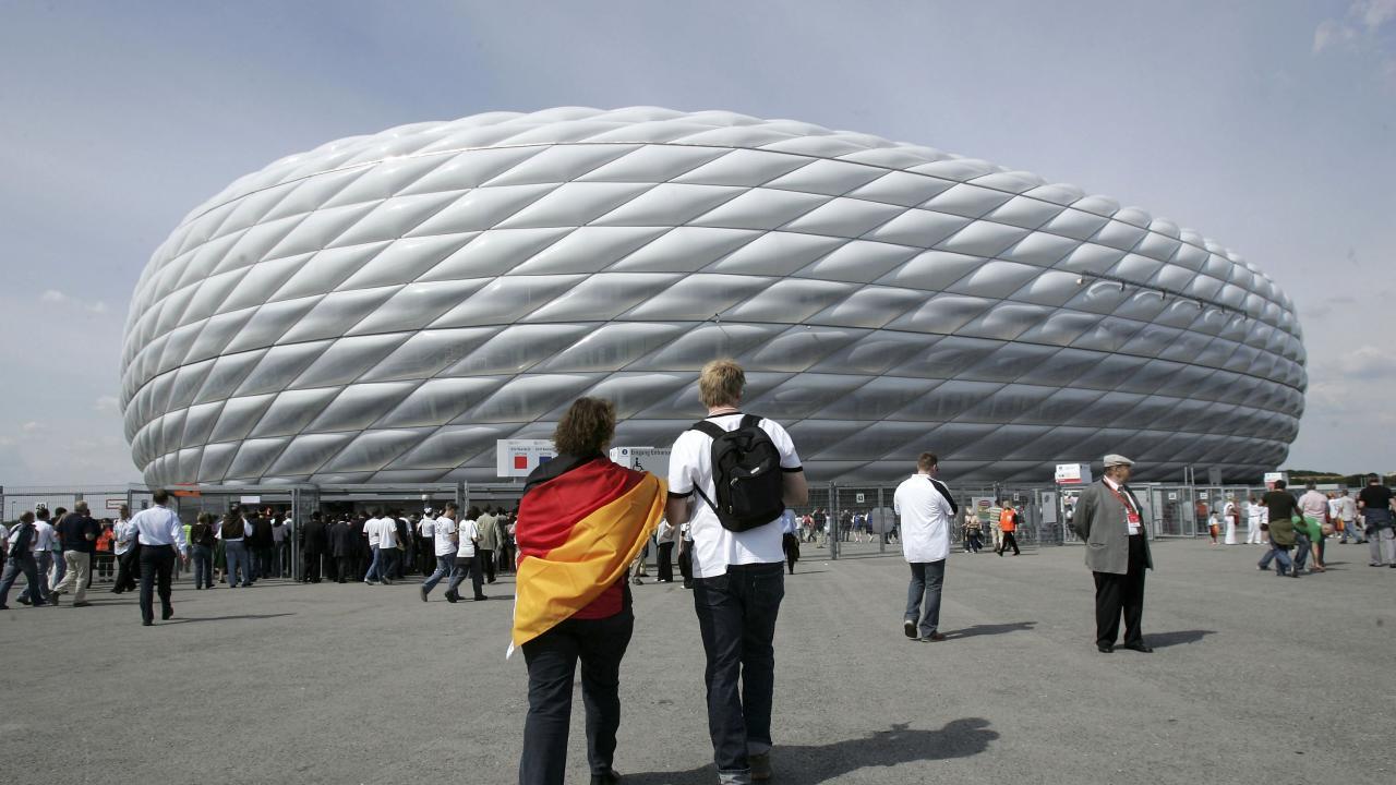 Future Champions League final locations