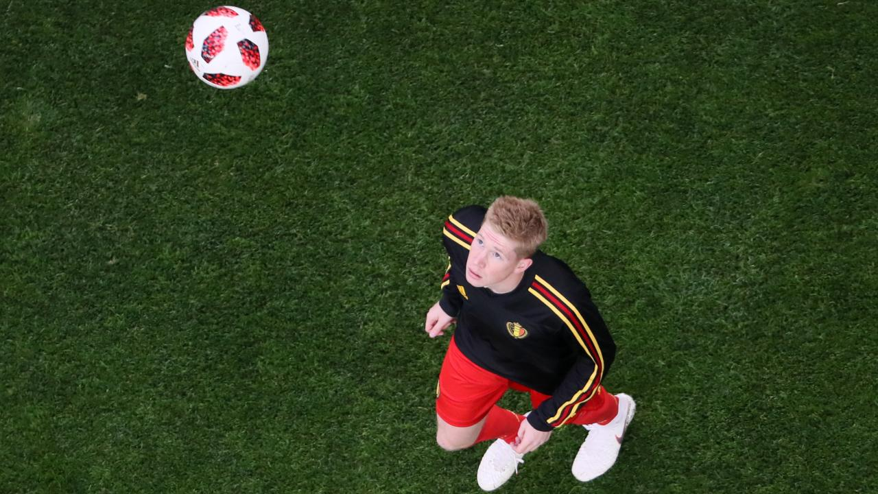 Kevin De Bruyne passing highlights