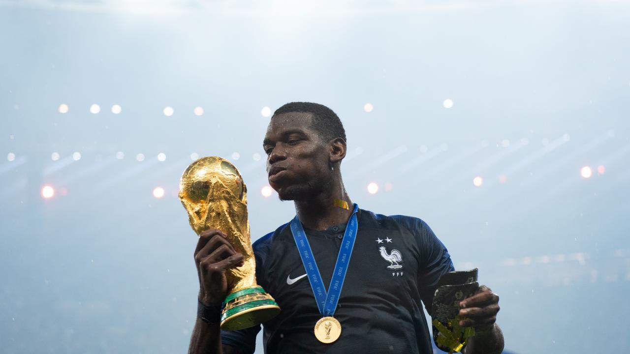 Paul Pogba quits France