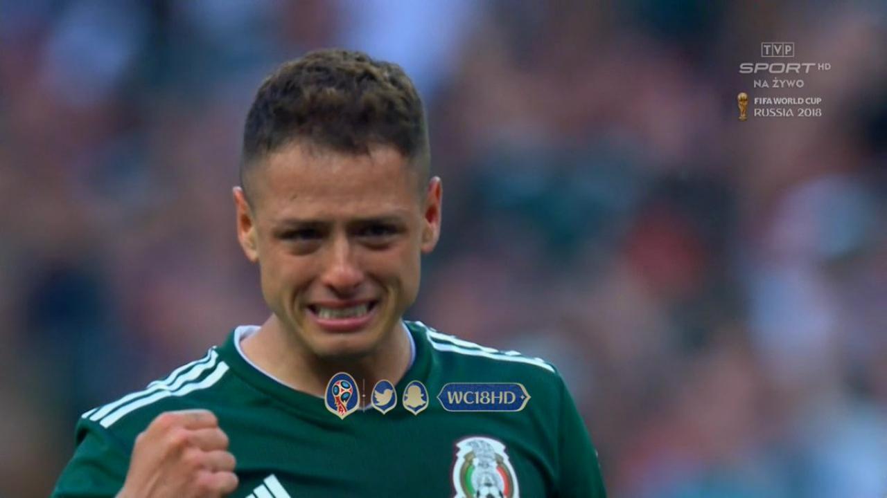 Mexico upset Germany 1-0
