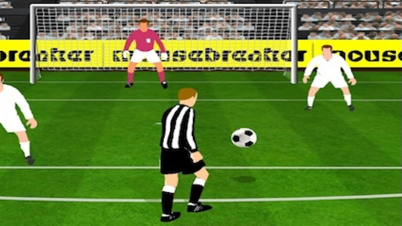 best soccer flash games