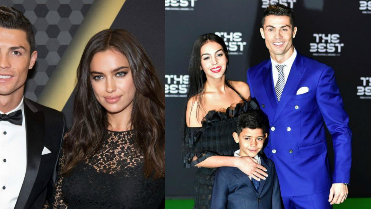 Cristiano Ronaldo Girlfriend