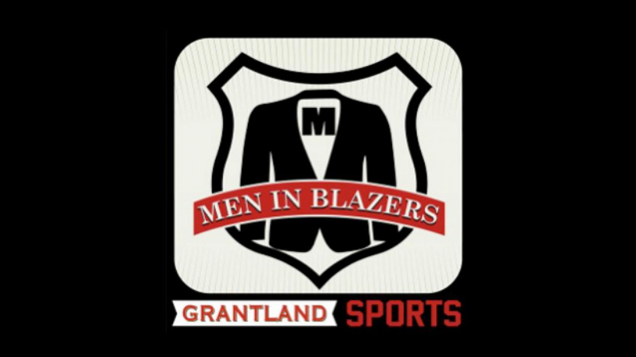 Men In Blazers Podcast Image