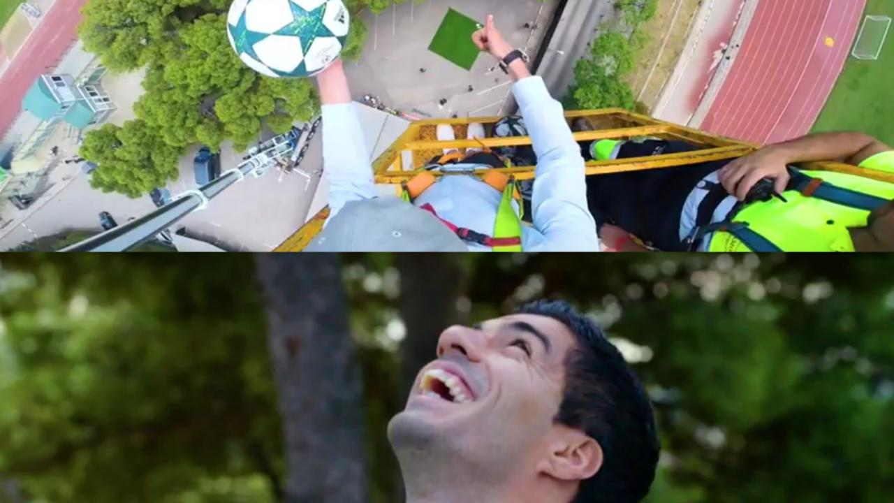 Luis Suarez Touch F2