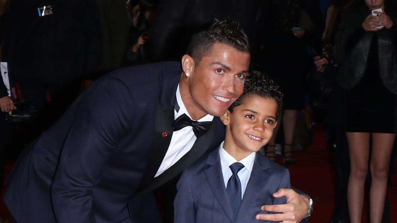 Cristiano Ronaldo Jr Highlights