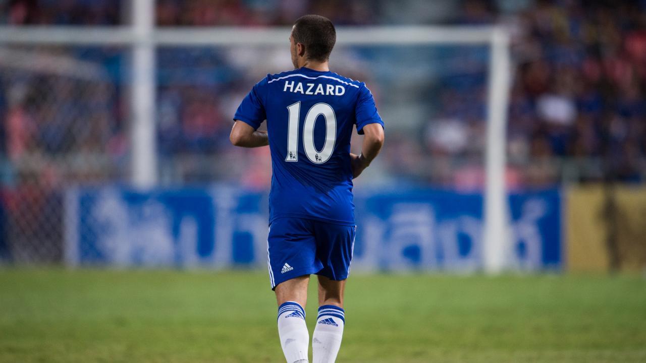 Eden Hazard Career Hat-Tricks