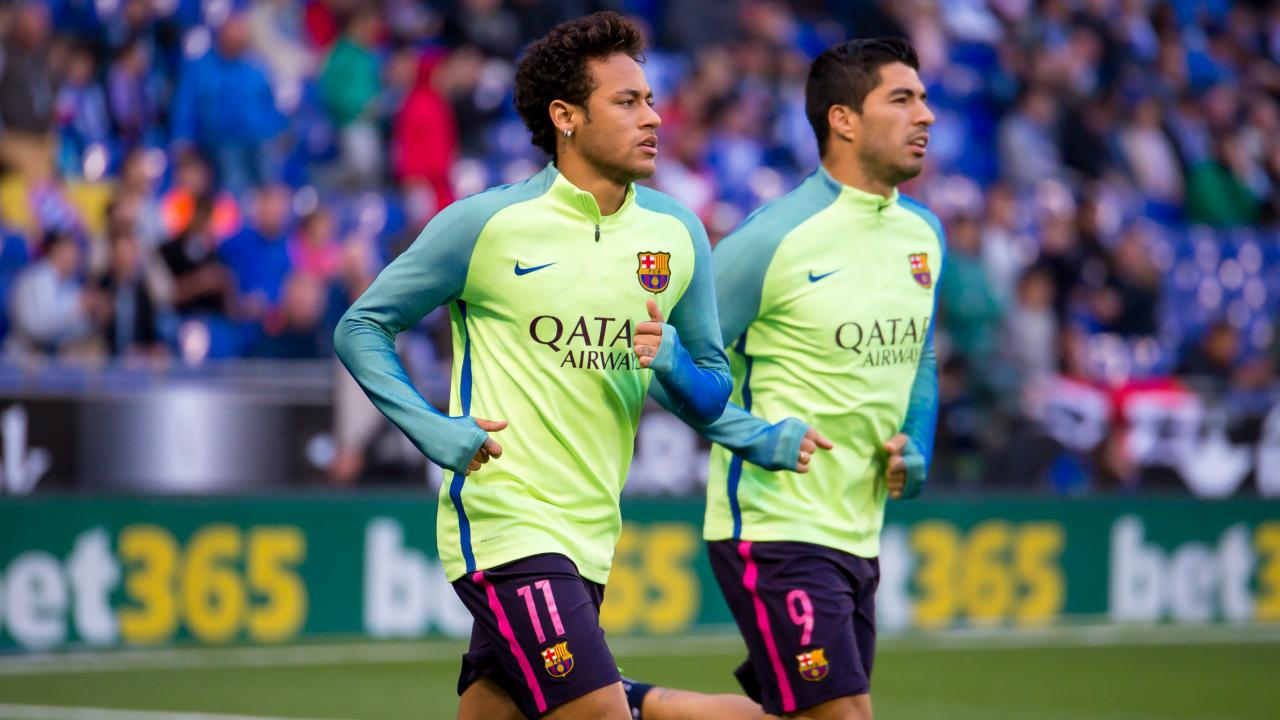 Neymar Jr and Luis Suarez Are The Funniest Duo Ever