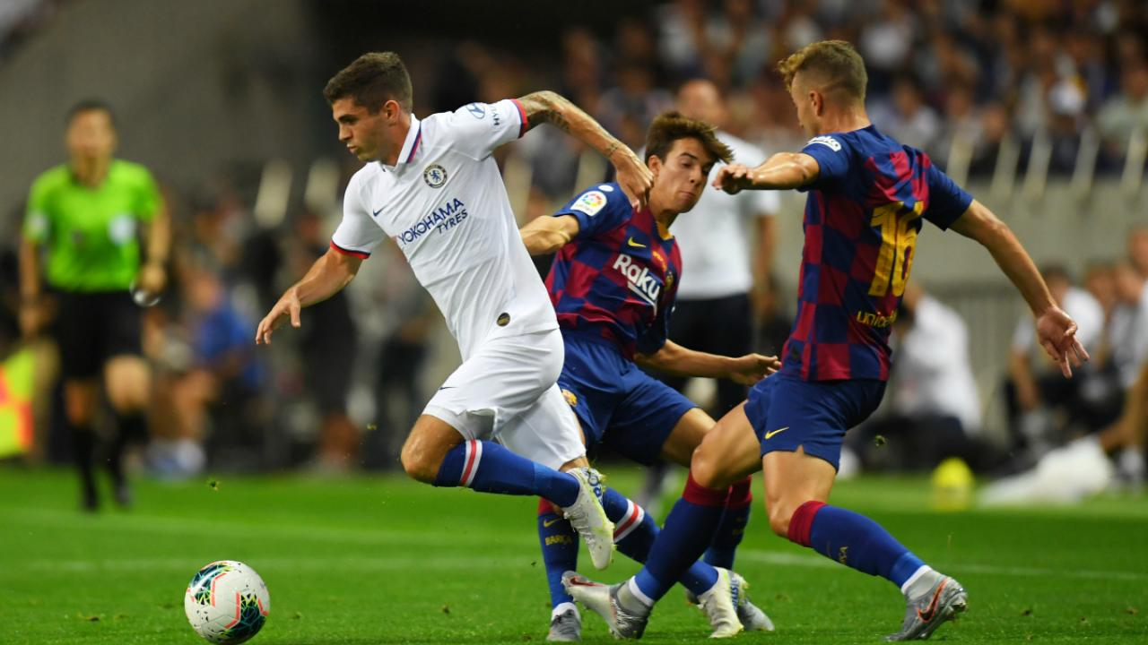 Christian Pulisic Is Having A Spectacular Preseason For Chelsea
