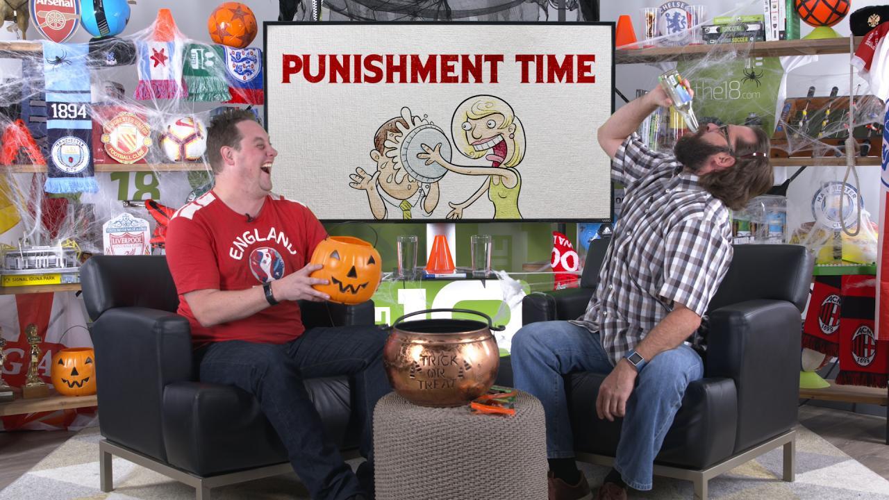 On The Bounce: Halloween