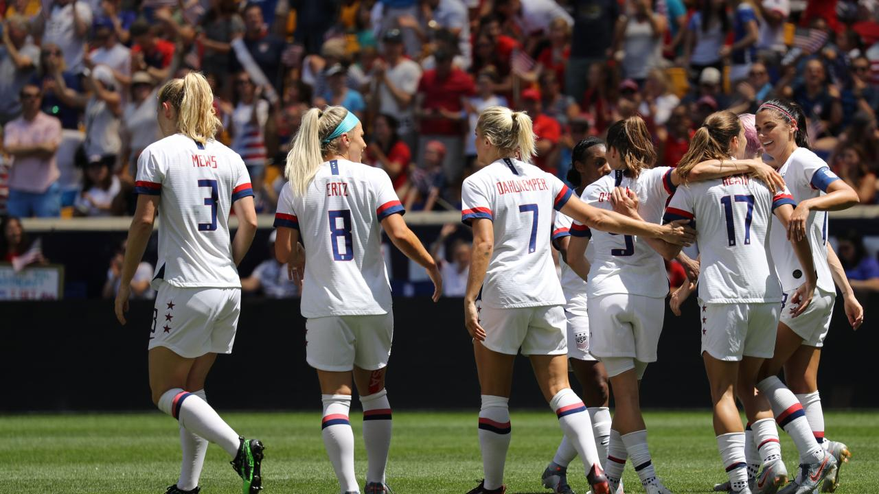 Learn these soccer terms during the Women's World Cup