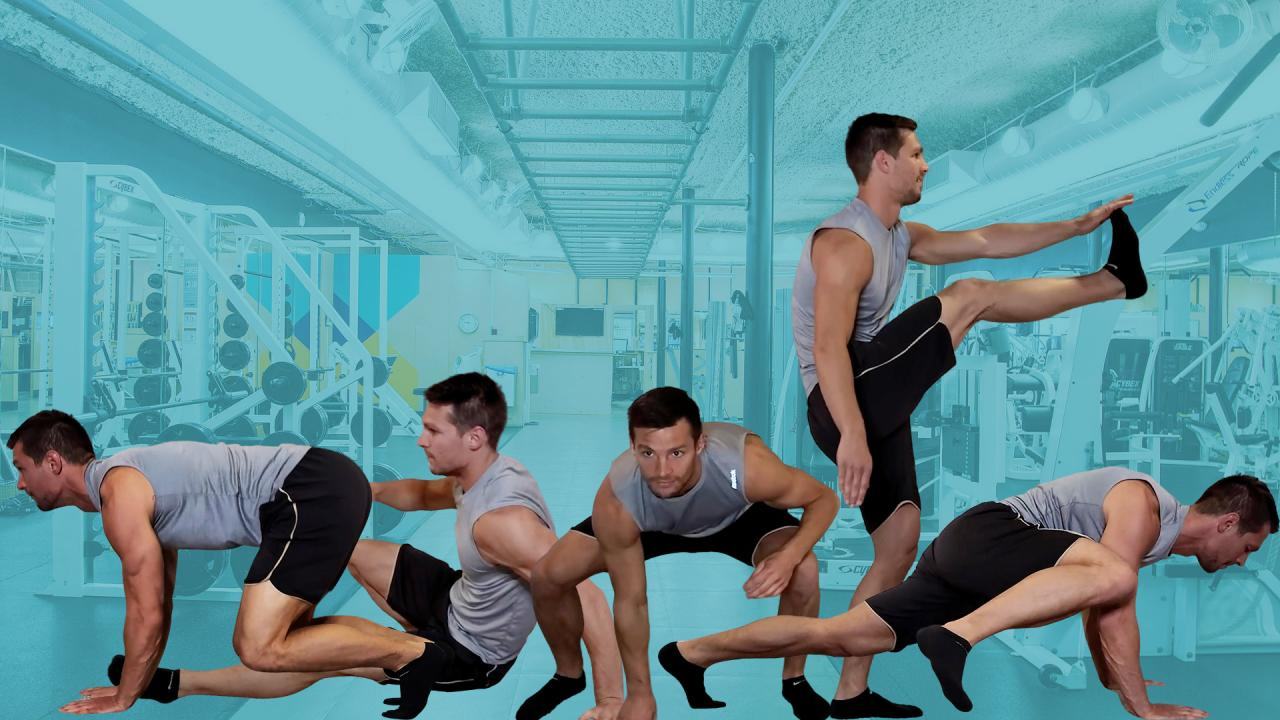Home Soccer Training Workouts