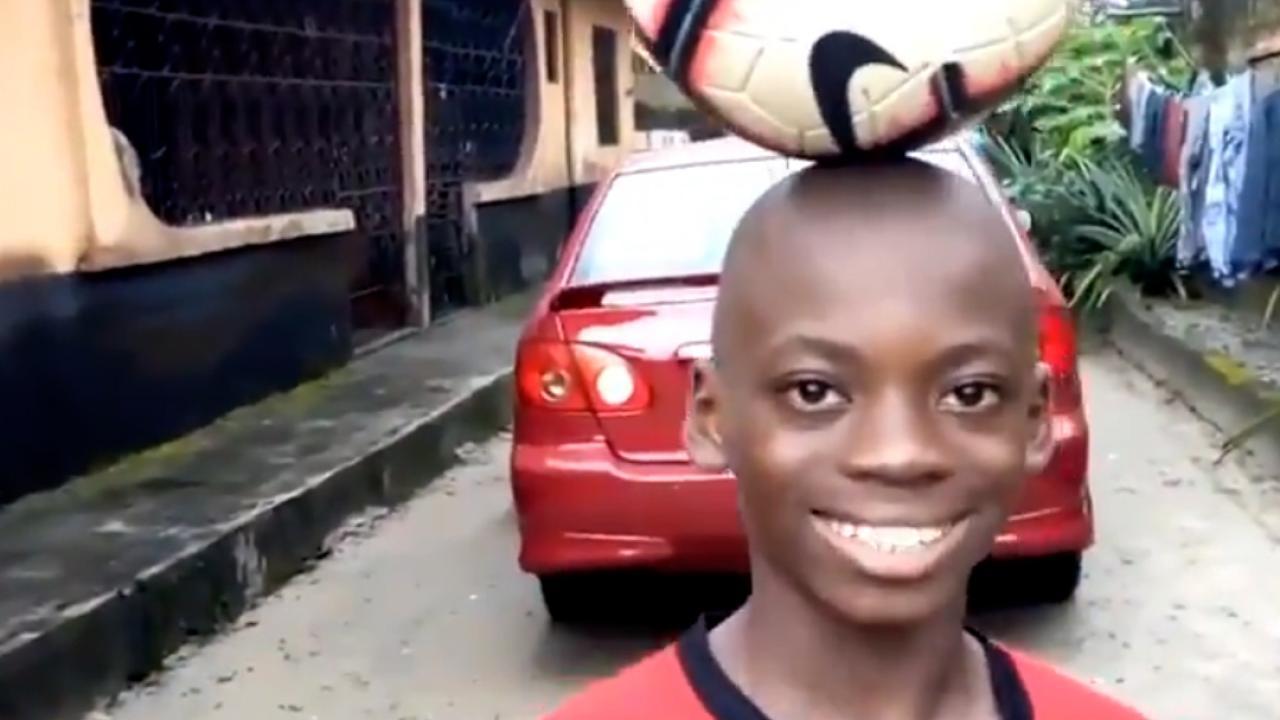 Eche Chinoso Breaks World Record