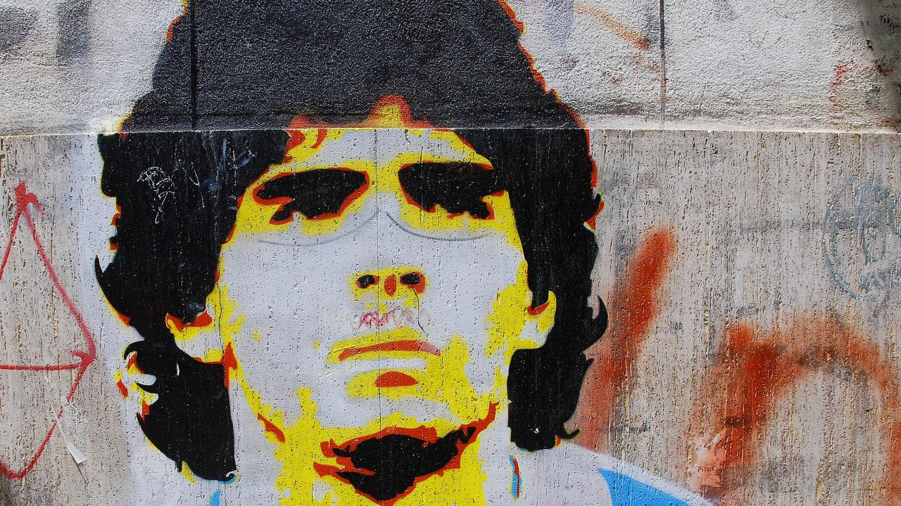 The Official Trailer for Diego Maradona's Documentary