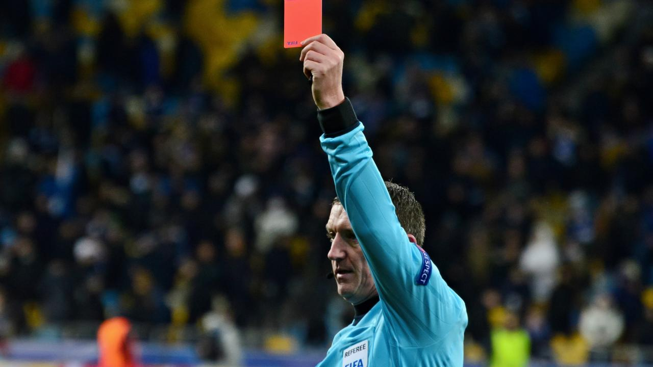 The Most Controversial Red Cards Given In 2018