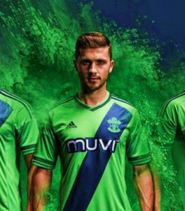 The Premier League begins to release the newest kits for 2015/16