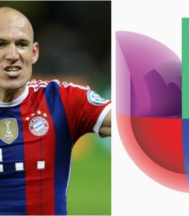 Mexican fans won't forget Bayern Munich star, Arjen Robben!