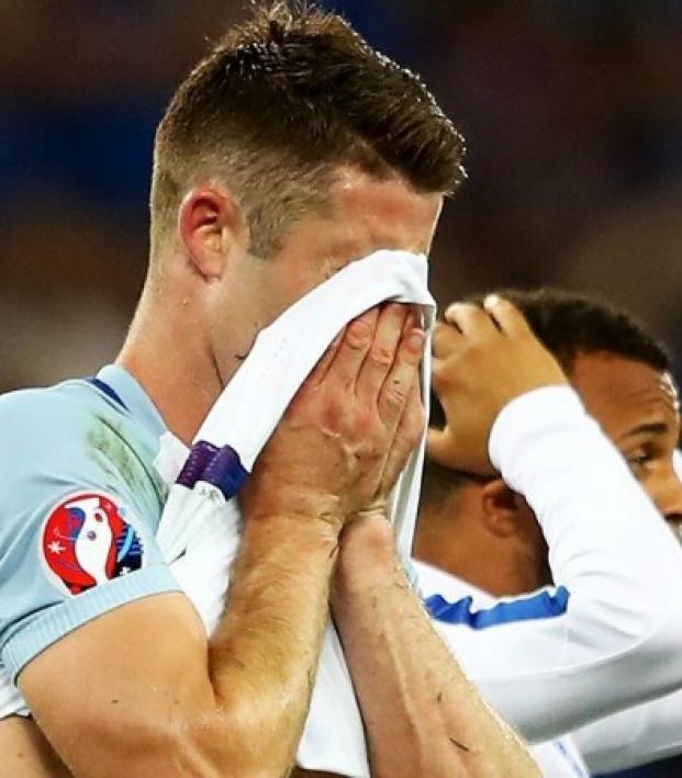 England Players React to Loss
