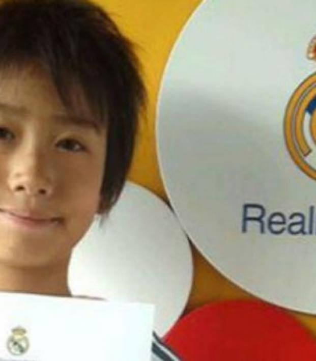 Takuhiro Nakai holds Real Madrid contract