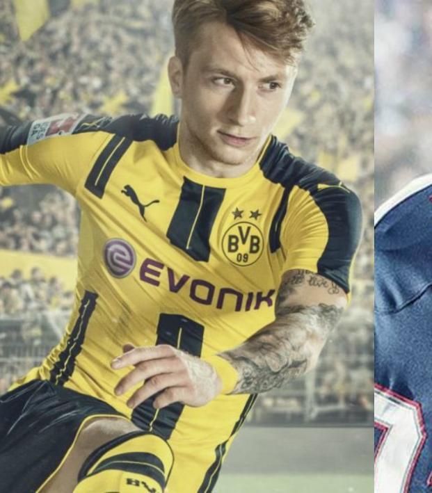 FIFA vs. Madden