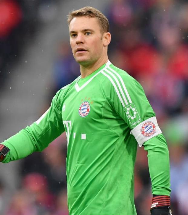 Manuel Neuer injury