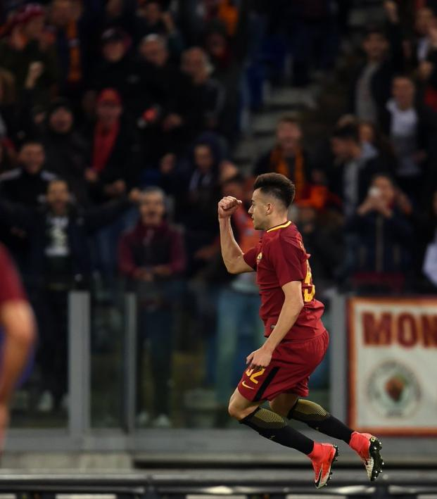Stephan El Shaarawy Goal Against Chelsea