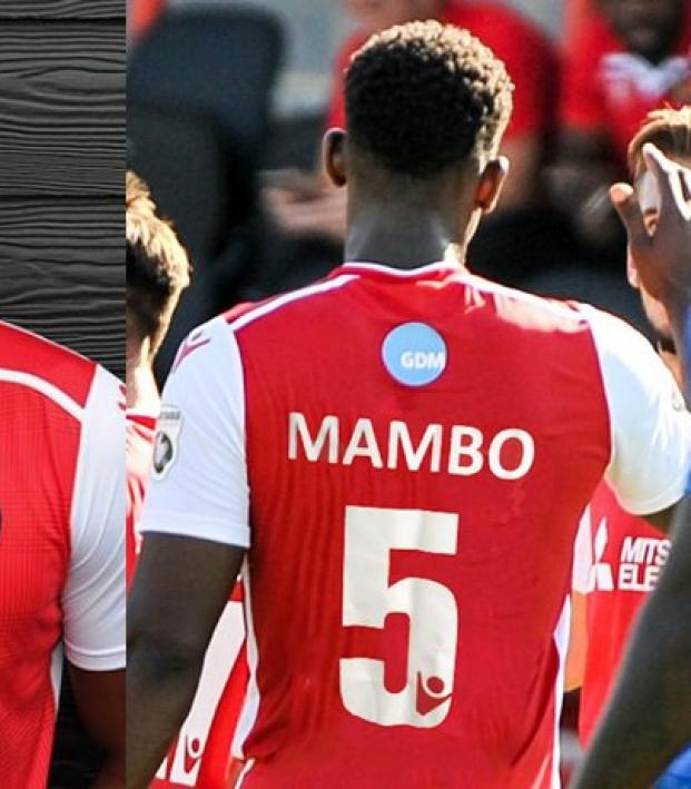 Ebbsfleet United Yabo Mambo