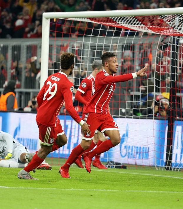 Bayern-PSG