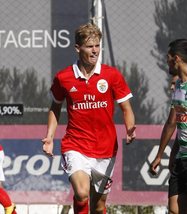 Keaton Parks Benfica contract