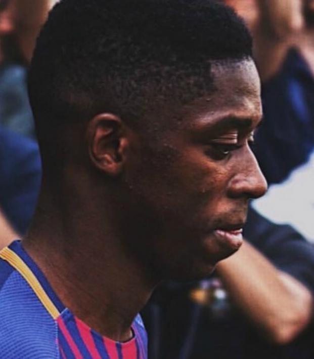 Ousmane Dembele dribbling skills