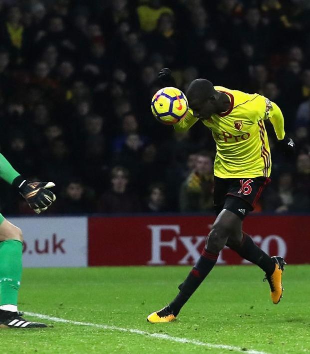 Doucoure goal vs Southampton