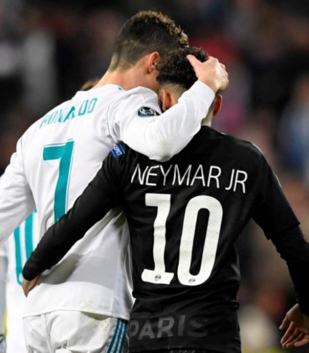 Cristiano Ronaldo vs Neymar