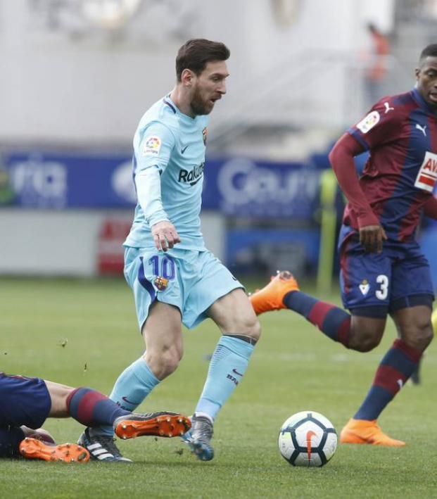 Lionel Messi top assist