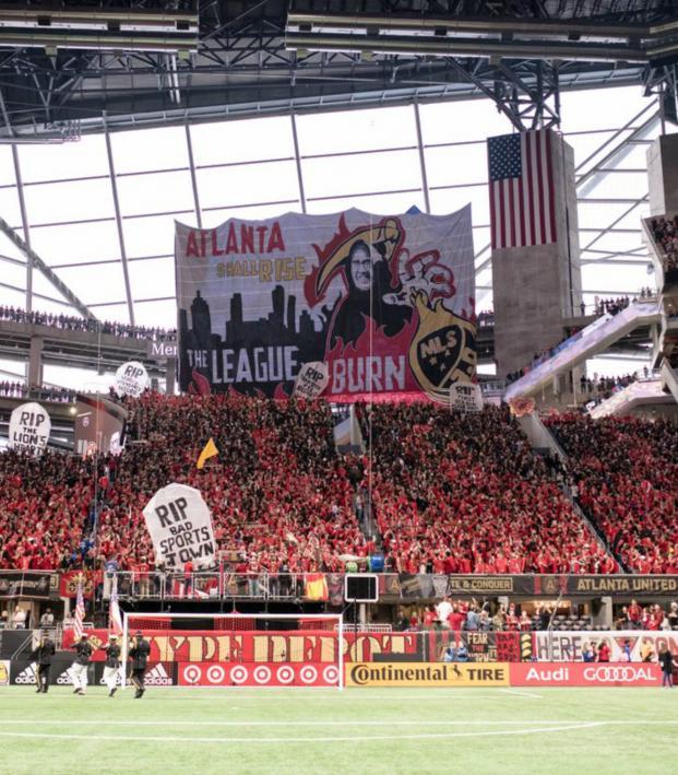 Smallest MLS Attendance