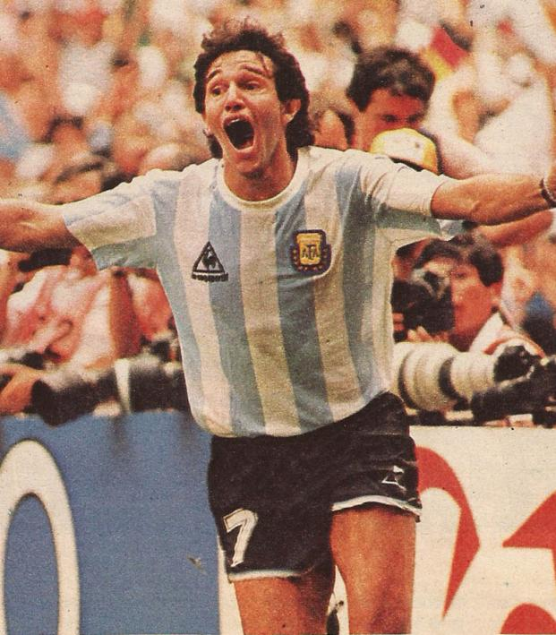 1986 Argentina World Cup Jersey