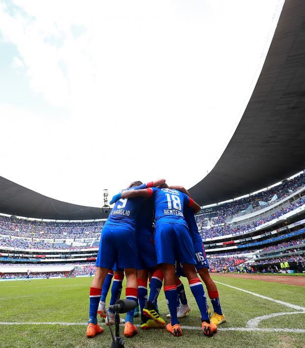 Cruz Azul Estadio Azteca