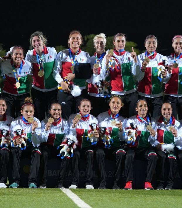 Mexico Women's National Team