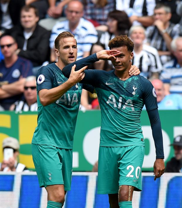 Dele Alli Challenge Meaning