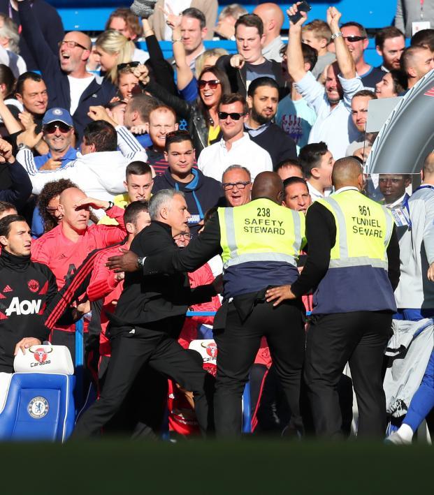 Chelsea Man U Highlights