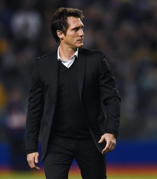 LA Galaxy Coach
