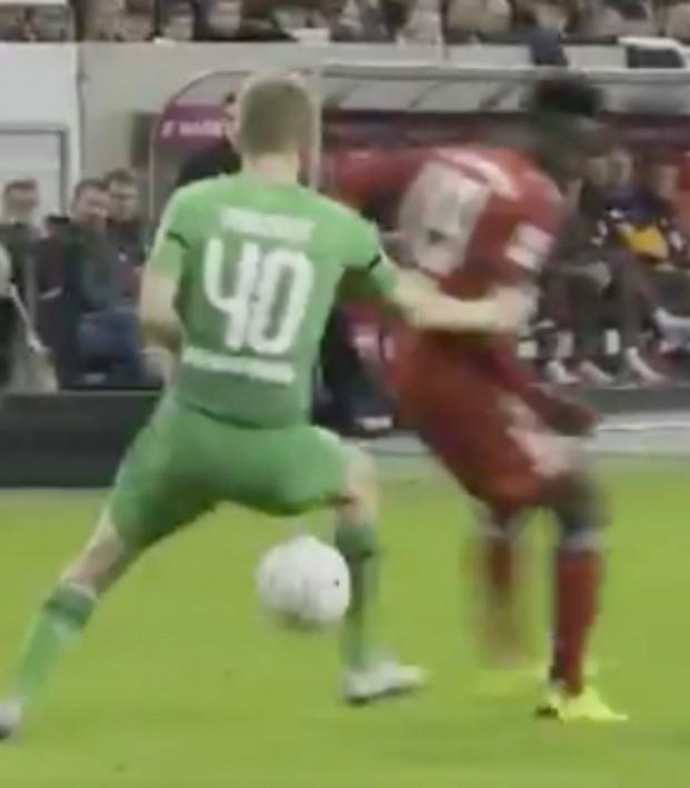 Tyler Adams RB Leipzig Debut