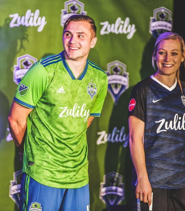 Seattle Sounders Shirt Sponsor