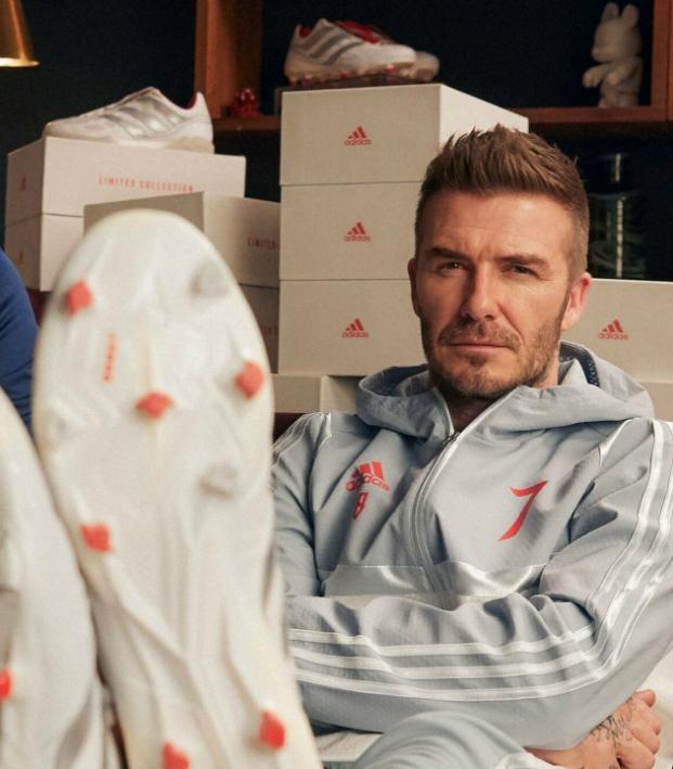 adidas Predator 25 years ft. Zidane and Beckham